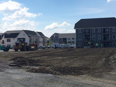 New Construction in Hilliard