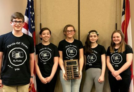 Memorial Battle of Books Winners