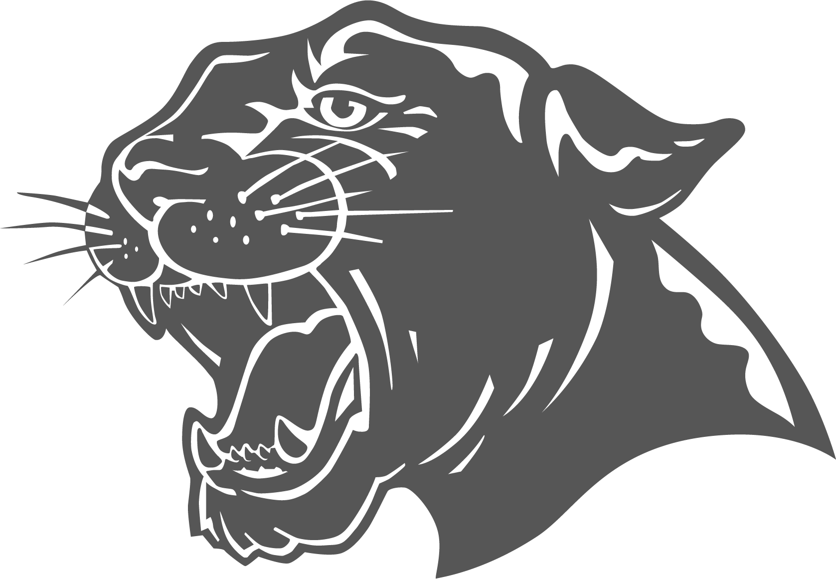 HDB_Athletics_Panther_Logo