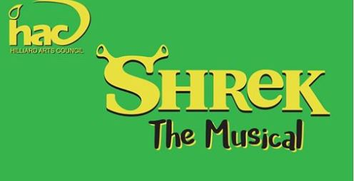 logo for the musical