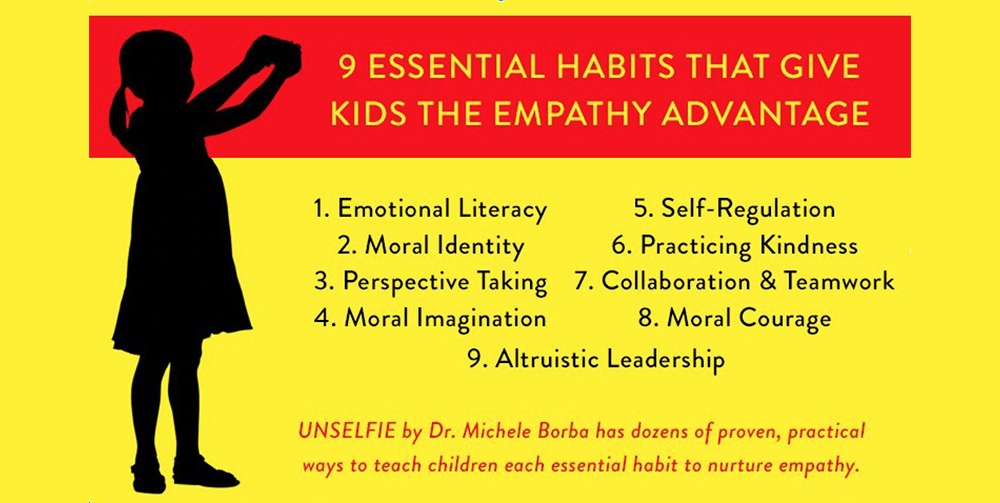 Habits that give kids empathy advantage